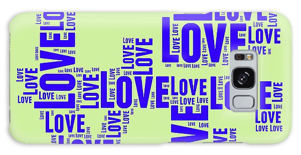 Sixties Galaxy Case - Pop Love 5 by Delphimages Photo Creations