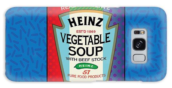 Pop Vegetable Soup Galaxy Case