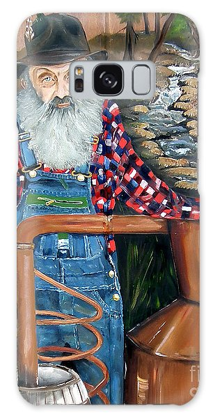 Popcorn Sutton - Bootlegger - Still Galaxy Case