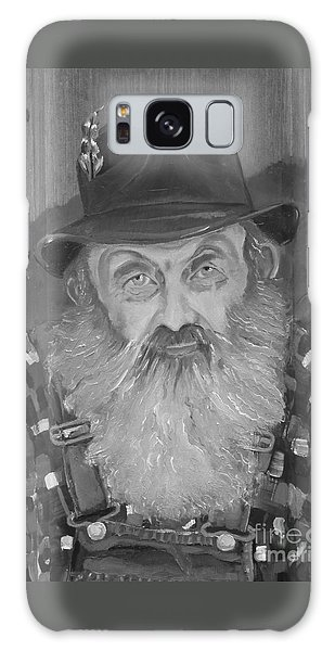 Popcorn Sutton - Jam - Moonshine Galaxy Case