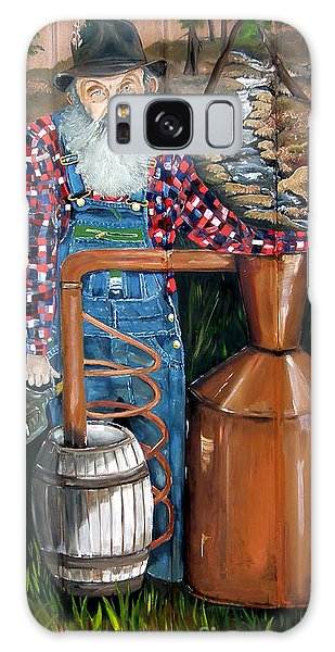 Popcorn Sutton - Moonshiner - Redneck Galaxy Case