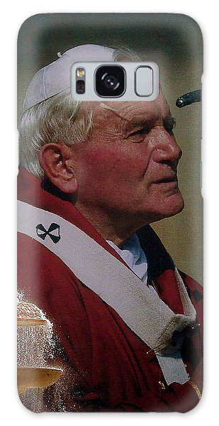 Pope John Paul I I Galaxy Case