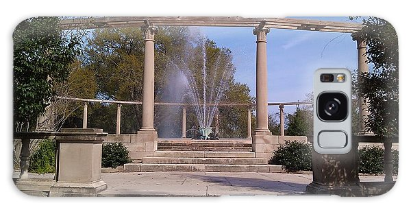 Popp Fountain New Orleans City Park Galaxy Case