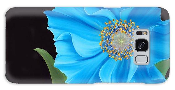 Poppy 2 Galaxy Case by Laura Bell