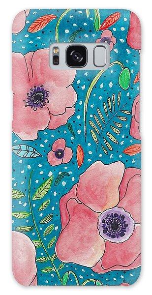 Poppy Dream Galaxy Case