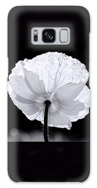 Poppy Galaxy Case by Elizabeth Budd