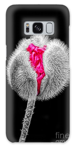 Poppy Emerging Galaxy Case