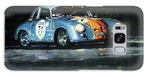 Sport Car Galaxy Case - Porsche 356 A 1959 Le Mans Classic 2010 by Yuriy Shevchuk