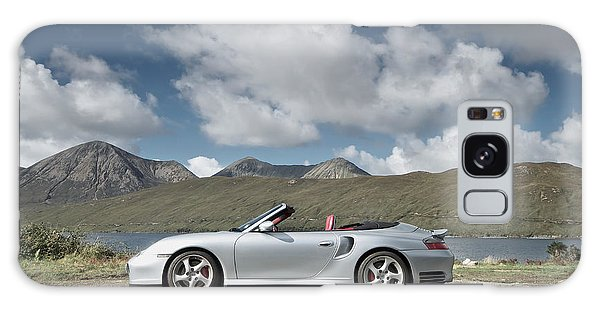 Porsche 911 - 996 Turbo Galaxy Case by Stephen Taylor