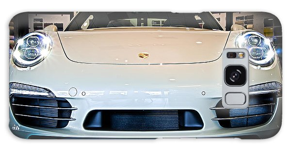 Porsche 911 50th Front With Led's Galaxy Case