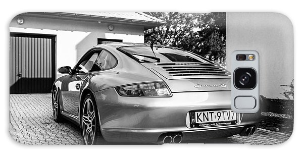 Porsche 911 Carrera 4s Galaxy Case