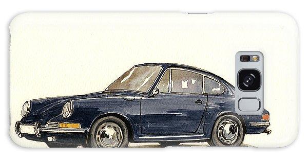 Sport Car Galaxy Case - Porsche 911 Classic by Juan  Bosco