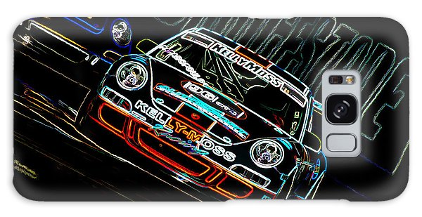 Porsche 911 Racing Galaxy Case