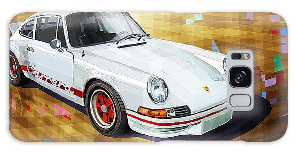 Sport Car Galaxy Case - Porsche 911 Rs by Yuriy Shevchuk