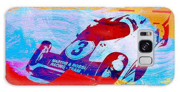 Martini Galaxy S8 Case - Porsche 917 Martini And Rossi by Naxart Studio