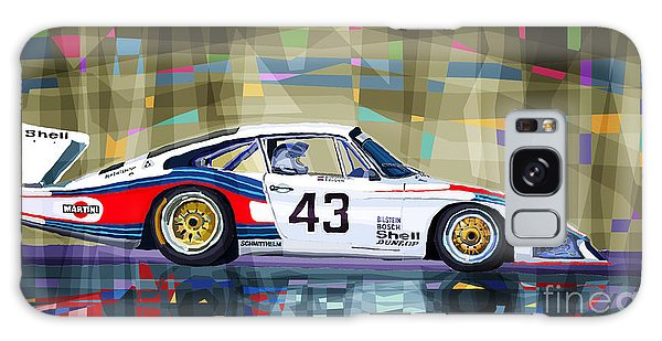 Coupe Galaxy Case - Porsche 935 Coupe Moby Dick by Yuriy Shevchuk