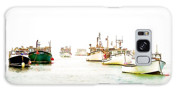 Port Bound  Chatham Cape Cod Photo Art Galaxy Case by Constantine Gregory