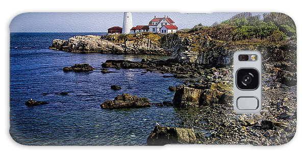 Portland Headlight 37 Oil Galaxy Case