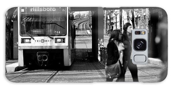 Portland Train Galaxy Case