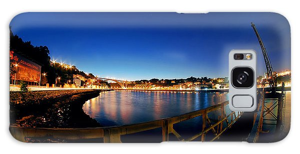 Porto By Night. Galaxy Case