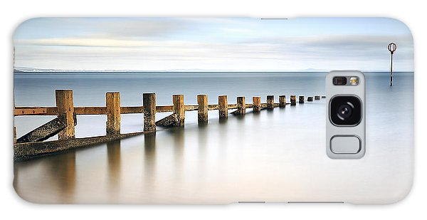 Portobello Groynes Galaxy Case