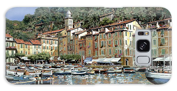 Borelli Galaxy Case - Portofino by Guido Borelli
