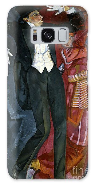 Russian Impressionism Galaxy Case - Portrait Director Vsevolod Meyerhold by Celestial Images
