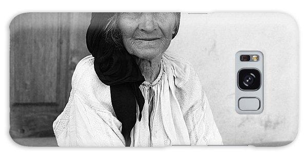 Portrait In Vrancea Romania Galaxy Case