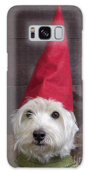 Elf Galaxy Case - Portrait Of A Garden Gnome by Edward Fielding