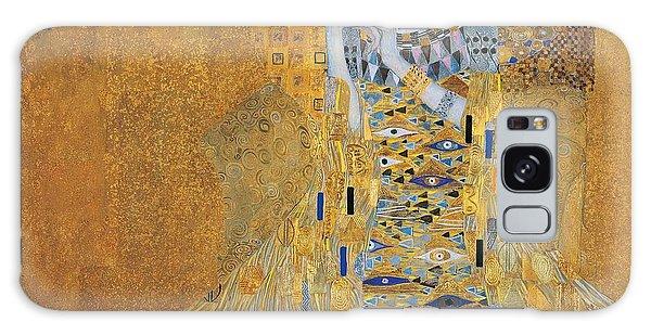 Gold Galaxy Case - Portrait Of Adele Bloch-bauer I by Gustav Klimt