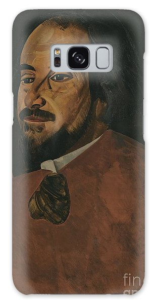 Russian Impressionism Galaxy Case - Portrait Of An Actor Said To Be Nikolai Alexandrov  by Celestial Images