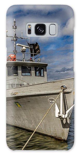 Portrait Of Ship Galaxy Case by Rob Green
