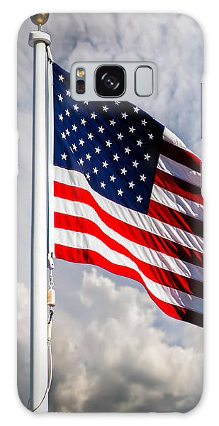 Portrait Of The United States Of America Flag Galaxy S8 Case