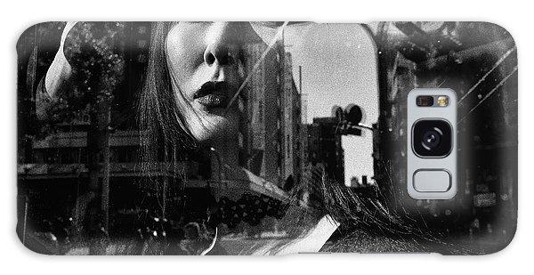 Window Galaxy Case - Portrait by Tatsuo Suzuki