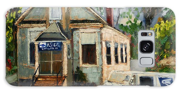 Post Office At Lafeyette Nj Galaxy Case by Michael Daniels