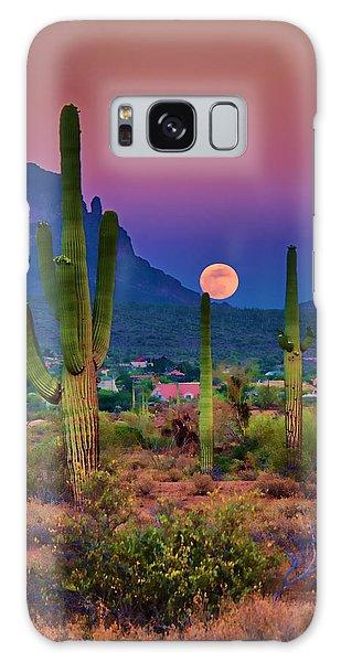 Postcard Perfect Arizona Galaxy Case