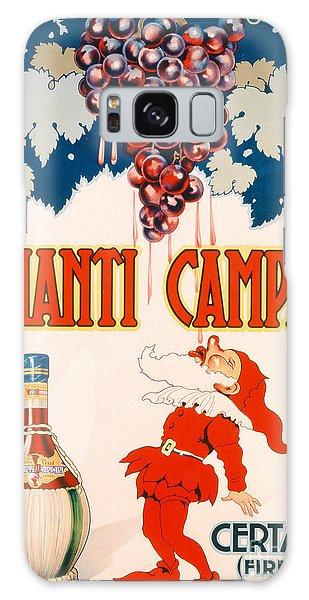 Poster Advertising Chianti Campani Galaxy Case