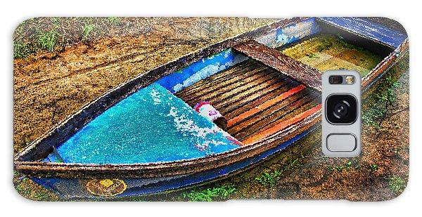 Pot Of Paint Galaxy Case by Graham Hawcroft pixsellpix