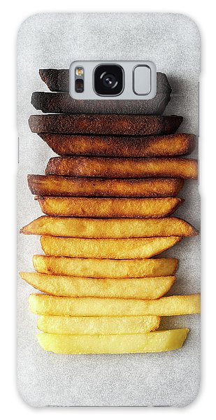 Potato Galaxy Case - Potato Gradient by Aleksandrova Karina