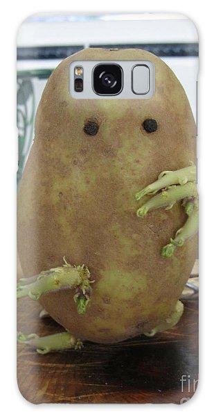 Potato Man Galaxy Case