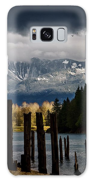 Potential - Landscape Photography Galaxy Case by Jordan Blackstone