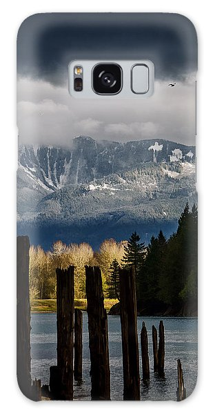 Potential - Landscape Photography Galaxy Case
