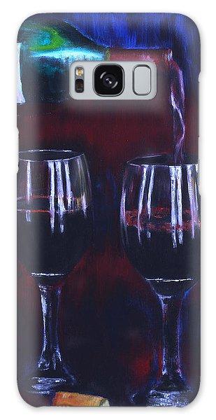 Pour Me Some Wine Galaxy Case