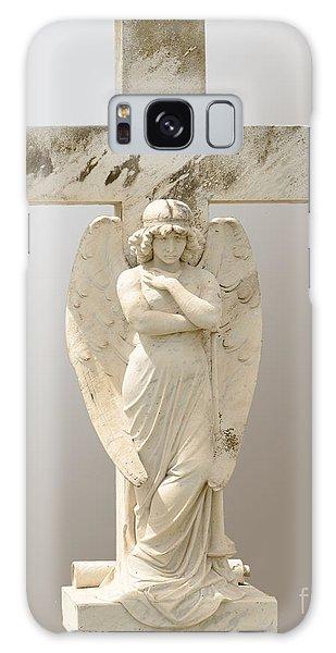 Pouty  Angel Galaxy Case