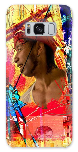 Power Of Cuba 1 Galaxy Case