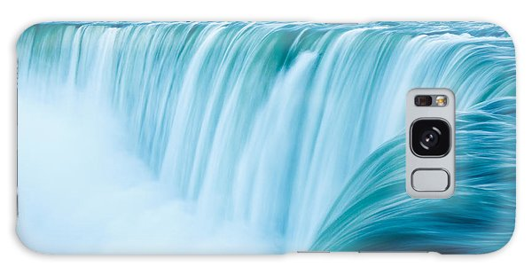 Power Of Niagara Falls Galaxy Case