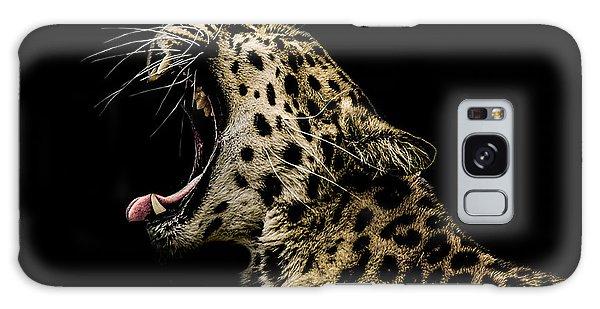 Leopard Galaxy S8 Case - Jaded by Paul Neville