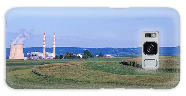 Contour Galaxy Case - Power Plant Energy by Panoramic Images
