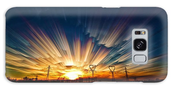 Power Source Galaxy Case