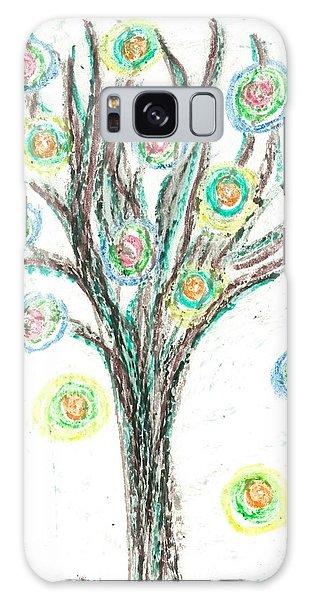 Power Tree Galaxy Case